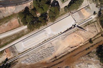 Stacker Rail Inspection