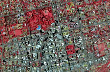Multispectral Mapping